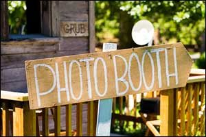 Portland Oregon Wedding Photo Booth Rentals